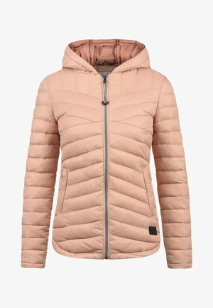 QUELLA - Giacca invernale - light pink/nude
