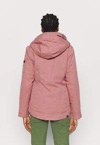 Roxy - MEADE - Snowboard jacket - dusty rose - 3