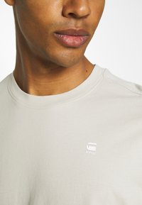 G-Star - LASH - Basic T-shirt - cool grey - 4