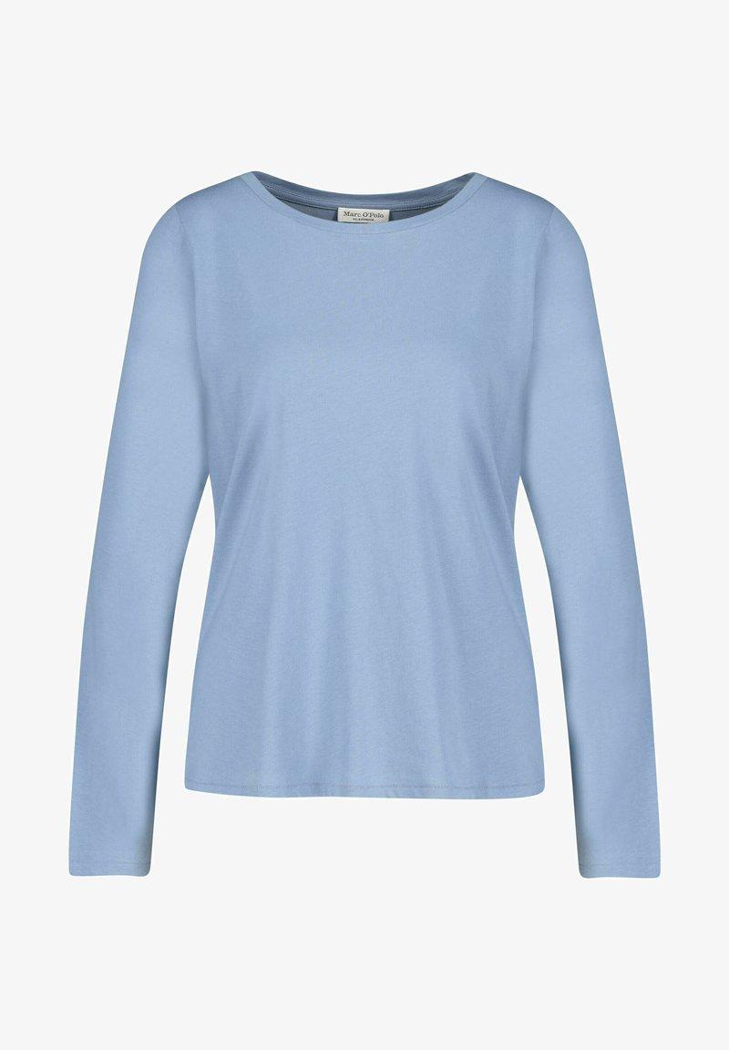 Marc O'Polo - Long sleeved top - blau