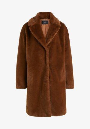 Classic coat - toffee