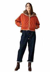 Bellerose - REVERSIBLE  - Light jacket - orangebraun - 1