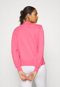 Tommy Jeans - FINE CREW NECK SWEATER - Jumper - glamour pink - 2