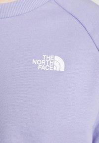 The North Face - RAGLAN REDBOX CREW NEW  - Sweatshirt - sweet lavender - 8