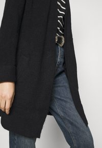 Pieces - PCELLEN  - Cardigan - black - 3