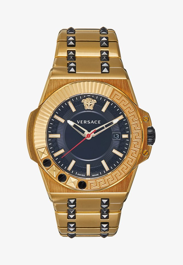 CHAIN REACTION - Uhr - gold-coloured