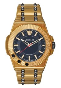 Versace Watches - CHAIN REACTION - Watch - gold-coloured - 0