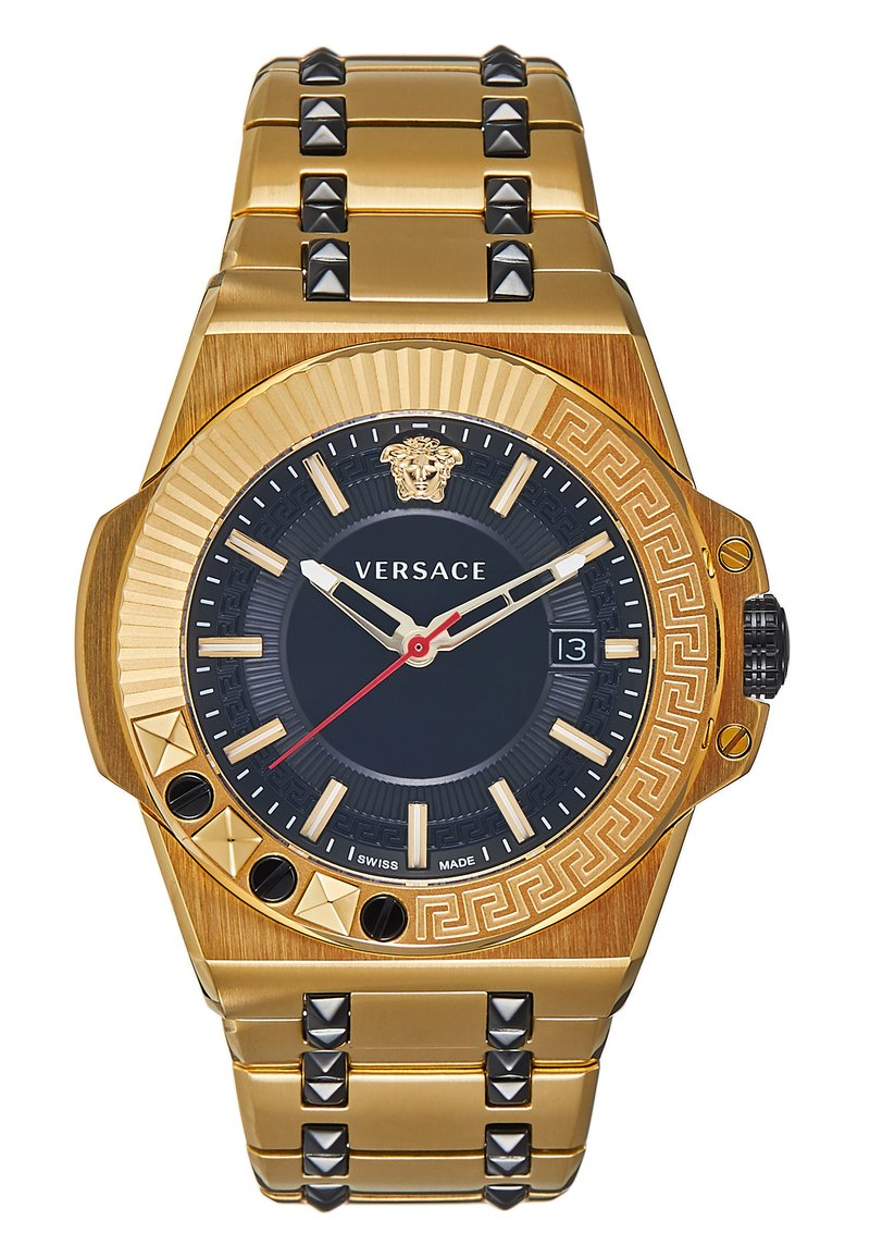 Versace Watches - CHAIN REACTION - Watch - gold-coloured