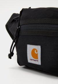 Carhartt WIP - DELTA HIP BAG UNISEX - Vyölaukku - black - 4