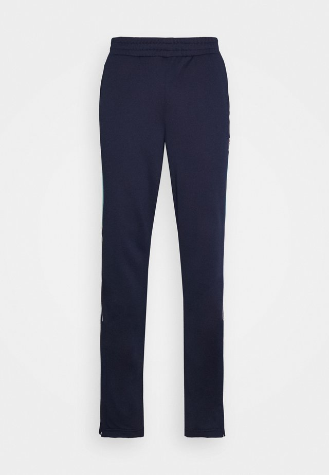 PANT JONAS - Teplákové kalhoty - peacoat blue/white
