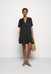 Claudie Pierlot - RIGOLE - Day dress - noir - 1