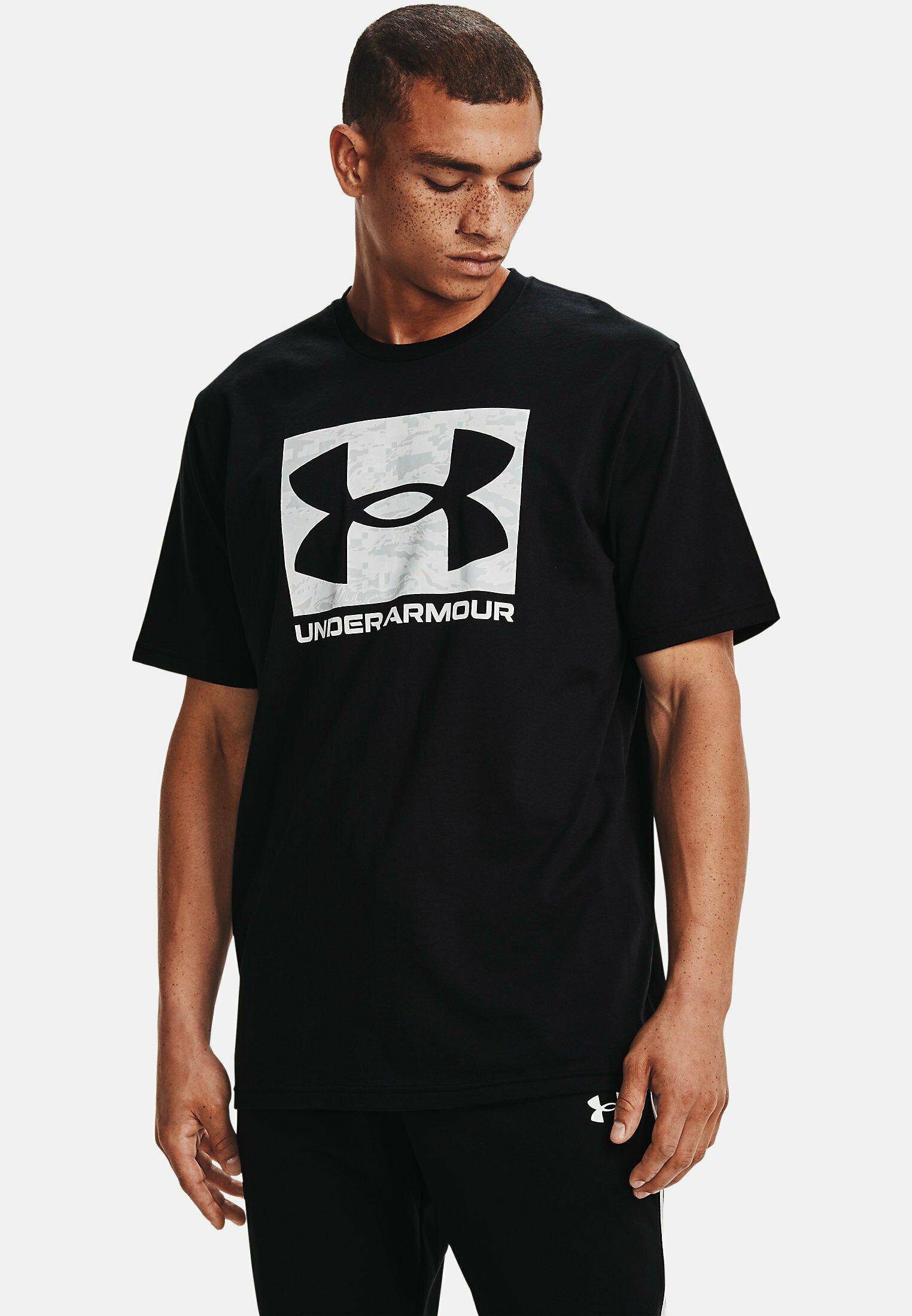 Men UA ABC CAMO BOXED  - Print T-shirt