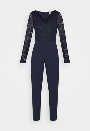 Jumpsuit - maritime blue