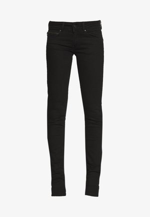 KATHA - Jeans slim fit - black denim