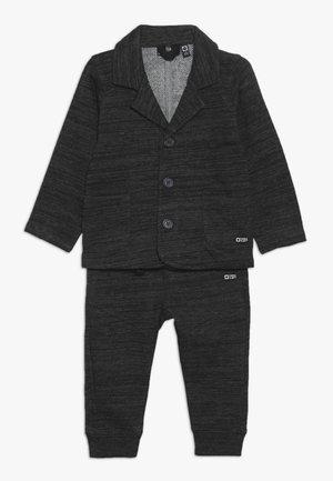 SAVIAN SJENKI SET - Suit - anthracite