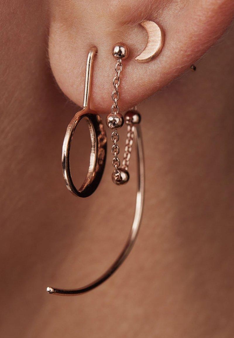Violet Hamden - Earrings - roségold