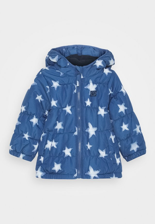 ANORAK OUTDOOR - Winterjas - blau