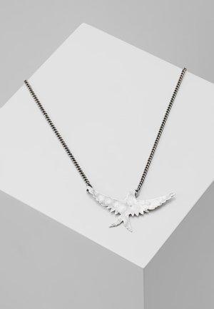 THE SPARROW - Necklace - silver-coloured