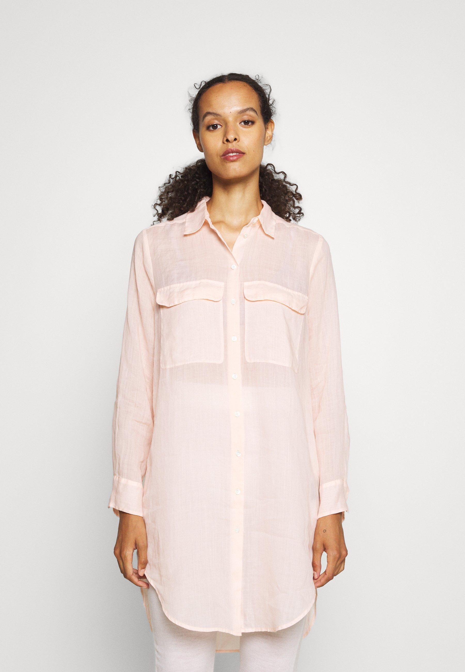 Women NAMI LONG - Button-down blouse