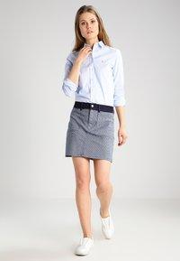 GANT - Button-down blouse - light blue - 1