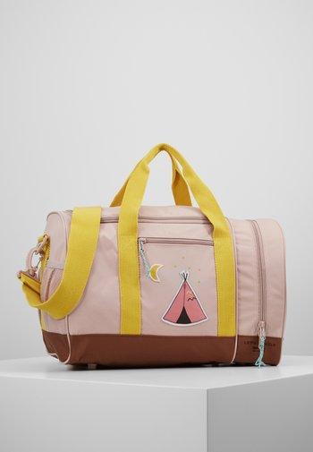 MINI SPORTSBAG ADVENTURE TIPI - Sports bag - rose