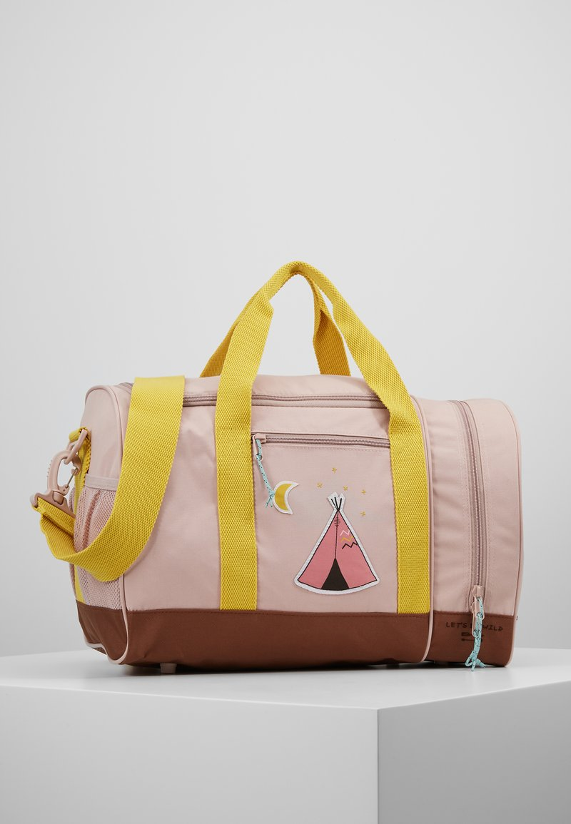 Lässig - MINI SPORTSBAG ADVENTURE TIPI - Sac de sport - rose