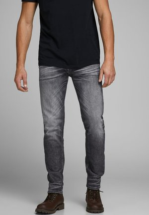 FRED  - Jeans Tapered Fit - black denim