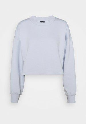 GIA  - Sweatshirt - light blue