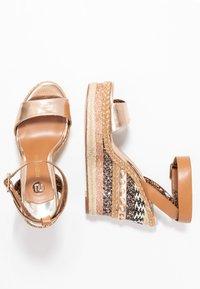 River Island - High heeled sandals - brown - 3