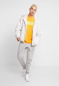 adidas Originals - STRIPES PANT UNISEX - Teplákové kalhoty -  grey heather - 1