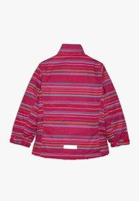 Color Kids - DONJA PADDED JACKET - Ski jacket - raspberry - 2