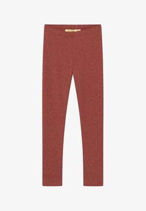 PAULA - Leggings - barn red