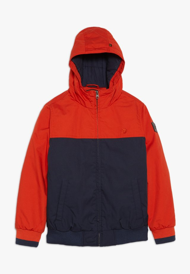 DULCEY BOY - Winter jacket - burnt ochre