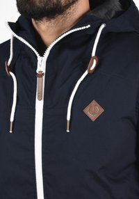 Solid - TILLY - Light jacket - dark blue - 3
