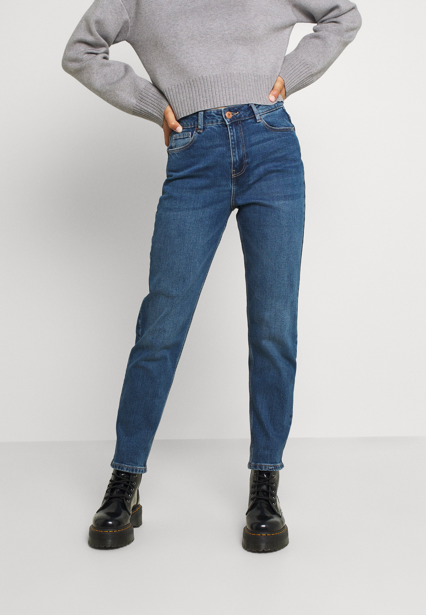 Women PCVERA MOM - Jeans Tapered Fit
