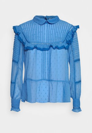 FLEX - Long sleeved top - bleu pensee