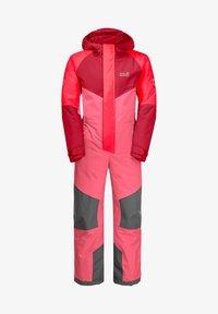 Jack Wolfskin - GREAT - Snowsuit - coral pink - 0