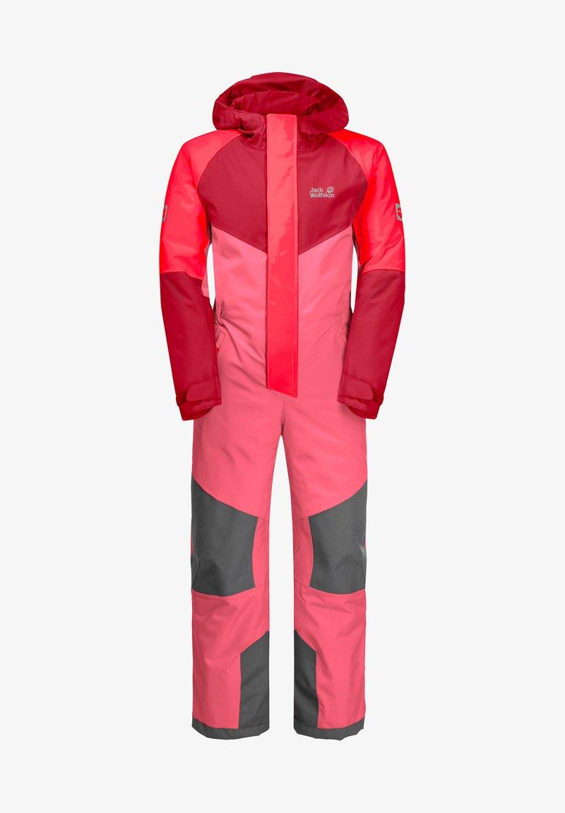 Jack Wolfskin - GREAT - Snowsuit - coral pink