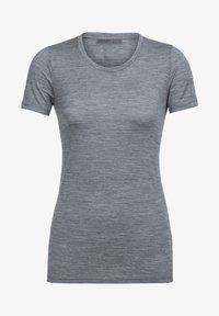 Icebreaker - Basic T-shirt - gritstone hthr - 2