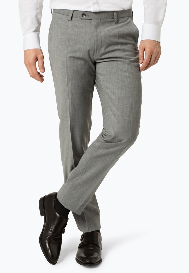 Suit trousers - grau