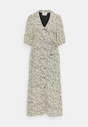 EILEENGZ DRESS - Košilové šaty - yellow wave
