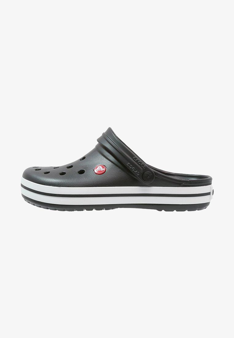 Crocs - CROCBAND UNISEX - Dřeváky - schwarz
