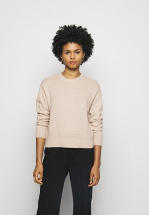 Pullover - tallow cream heat