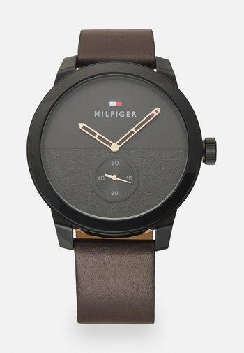 Watch - brown/black
