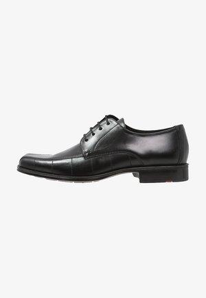 DOVER - Elegantní šněrovací boty - schwarz