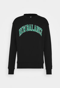 New Balance - VARSITY - Sweatshirt - black - 0