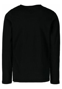 Garcia - Long sleeved top - off black - 1