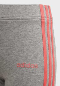 adidas Performance - ESSENTIALS 3-STRIPES LEGGINGS - Leggings - grey - 2