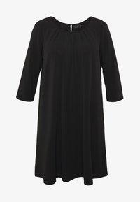 Zizzi - MLILA DRESS - Paitamekko - black - 3
