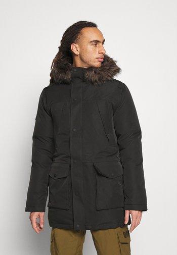 EVEREST SNOW PARKA - Ski jacket - black